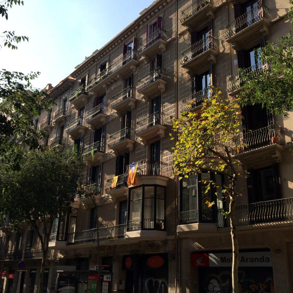 Façana Remodelada - Barcelona - Tascó Construcció